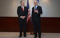 Pompeo ve Netanyahu'dan İran Görüşmesi