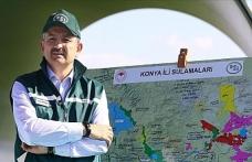 Tarım ve Orman Bakanı Bekir Pakdemirli: 18 Milyon Dekar Alanı Sulamaya Açtık