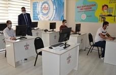 Muş'un Hasköy İlçesinde Öğrencilere Taşımalı EBA Hizmeti