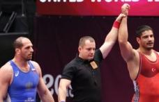 Taha Akgül'den 8. Avrupa Şampiyonluğu