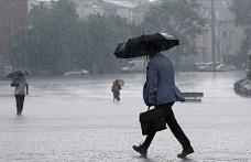 Meteoroloji'den Karadeniz Bölgesi İçin Kuvvetli Yağış Uyarısı
