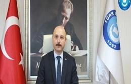 Türk Eğitim Sen Kuruluş Yıldönümünde Twitter'ı...