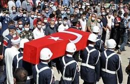 Şehit Jandarma Astsubay Kıdemli Çavuş Sinan Aktay...