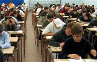 Türk öğrenciler uluslararası sınavdan geçecek