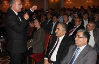 Türk Eğitim Sen'den Görkemli Toplantı