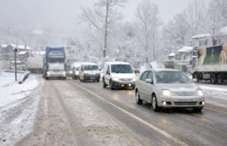 Ankara'da 2 gün kar izni