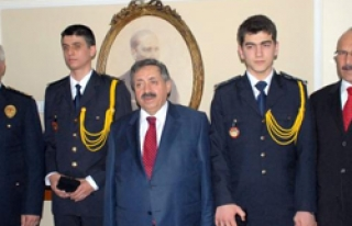 Polis Koleji öğrencilerinden uluslararası başarı