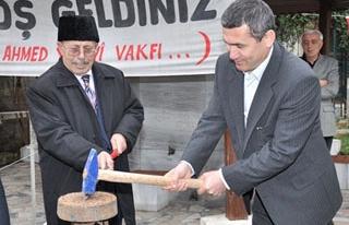 'Demir' dövdü, Nevruzu kutladı!