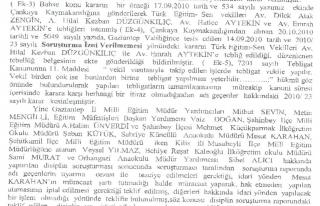 GAZİANTEP'TE HUKUKA KARŞI HİLE YAPILIYOR