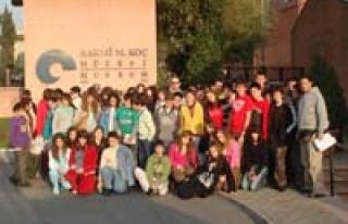 Yoksul öğrencilerin müzeye ulaşımı sağlanacak