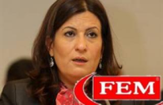Nimet Çubukçu FEM'in törenine katılmadı
