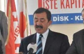EMEK ÖRGÜTLERİ'NDEN '1 MAYIS'TA TAKSİMDE 1 MİLYON...