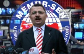 Memur-Sen'de tek aday Ahmet Gündoğdu