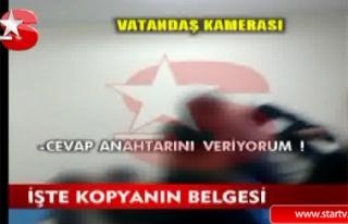 Türkiye'yi sarsacak kopya iddiası!