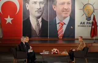 Erdoğan: ÖSYM Başkanı süreci iyi yönetemedi