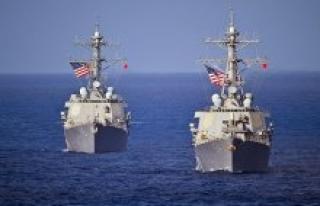 Karadeniz'de ABD-Rusya gerginliği
