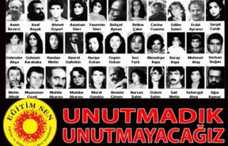 18. Yılında Sivas Katliamını Unutmadık, Unutturamayacaklar!