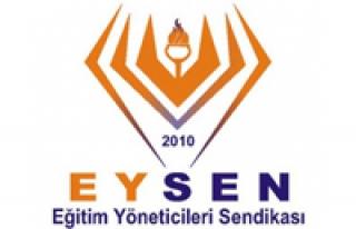 EYSEN'den Milli Eğitim Bakanı'na Öneriler