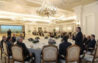 Cumhurbaşkanı Gül'den İş ve Meslek Kuruluşu...