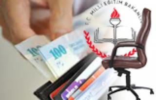 MEB'de üst düzey yönetimin son maaşları