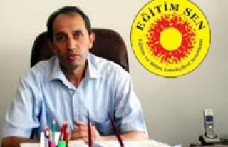 EĞİTİM-SEN: 'BASKI VE TUTUKLAMALAR DEMOKRATİK...