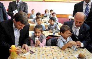 """""""Beslenme Çantaları Boş Kalmasın Projesi"""""""