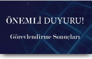 NORM FAZLASI SINIF ÖĞRETMENLERİNE GÖREVLENDİRME....