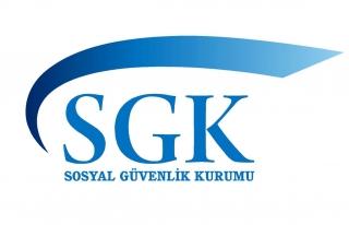 SGK'DAN 650 BİN KİŞİYİ ETKİLEYECEK TASARI!
