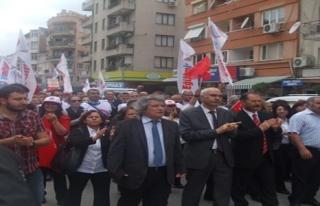 AKP' NİN FAŞİZAN UYGULAMALARINA DİRENECEĞİZ