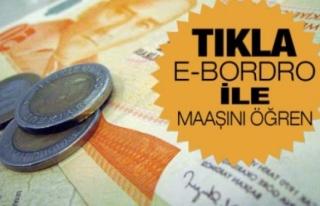 2013 HAZİRAN AYI MAAŞ BORDROSU ÇIKTI TIKLA MAAŞINI...