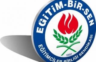 EĞİTİM BİR SEN'DEN GEZİ PARKI'NA DESTEK VEREN...