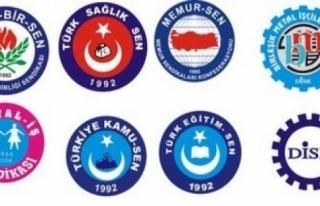 SENDİKAL FALİYELERLE İLGİLİ DPT GÖRÜŞÜ...