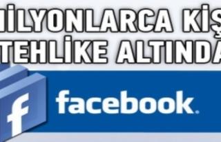 FACEBOOK KULANICILARINA KÖTÜ HABER...