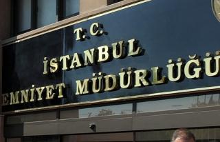 İSTANBUL EMNİYETİNDE OPERASYON DEPREMİ. 5 EMNİYET...