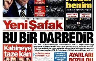 BAKANLARIN İSTİFASI VE YENİ KABİNEYİ GAZETELER...