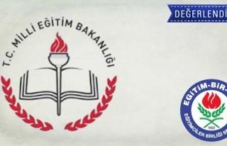 EBS'DEN ÖZEL EĞİTİM VE REHBERLİK TASLAĞI DEĞERLENDİRMESİ...