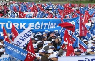SENDİKALAR, MEB YASASINI PROTESTO İÇİN İŞ BIRAKIYOR...