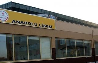 OKULLAR ANADOLU LİSESİ OLUYOR