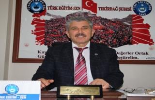 SON DEPREM TEKİRDAĞ' DA EĞİTİMCİLERİ VE VELİLERİ...