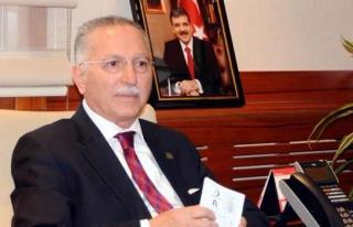 """""""ÇATI ADAY"""" EKMELEDDİN İHSANOĞLU"""