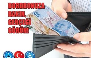 BORDRONUZA BAKIN, GERÇEĞİ GÖRÜN!