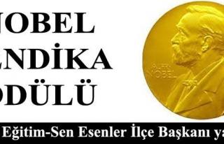 NOBEL SENDİKA ÖDÜLÜ