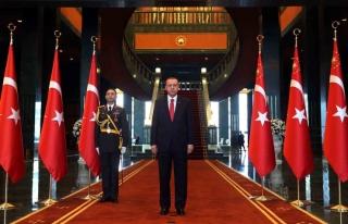 WASHİNGTON POST;'AK SARAY'ERDOĞAN'IN KENDİNİ SULTAN...