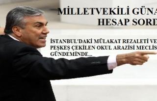 İSTANBUL MEM'DE YAŞANAN MÜLAKAT REZALETİ VE PEŞKEŞ...
