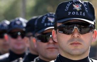 POLİSLERLE İLGİLİ YASA TASARISI İÇİŞLERİ...