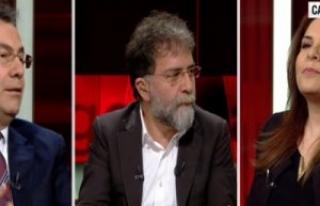 CANLI YAYINDA 'MİT GAZETECİLİĞİ' TARTIŞMASI
