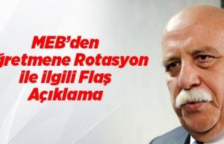 İŞTE MADDE MADDE ÖĞRETMEN ROTASYONU ...