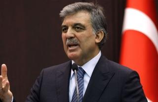 'ABDULLAH GÜL SİYASİ PARTİ KURUYOR'