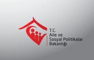 AİLE VE SOSYAL POLİTİKALAR BAKANLIĞI DERS VE EK...