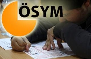 TUS DUS VE STS SINAV GİRİŞ BELGELERİ İNTERNETTE...